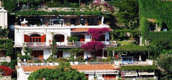 villa fiorentino positano holidays