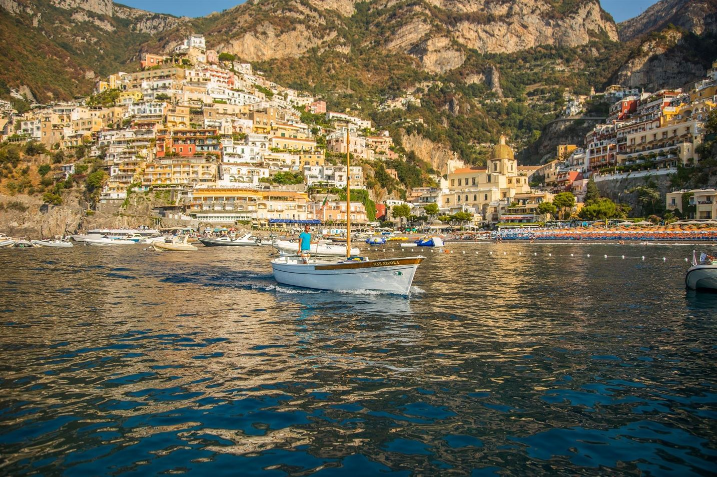 boat tour amalfi coast