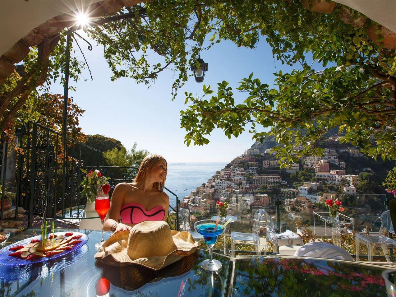 villa fiorentino positano lifestyle